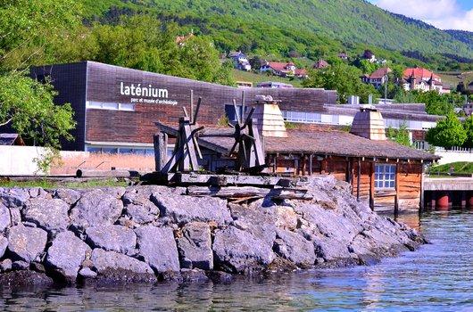 Maison et Musée du Laténium à Hauterive