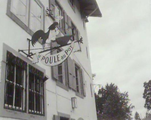 Auberge La Poule au pot