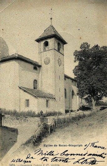 Eglise de Saint-Gingolph