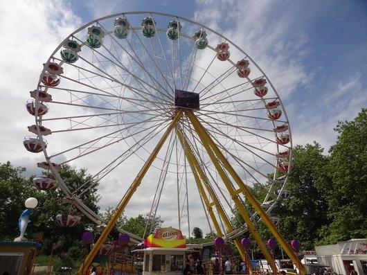 Luna Park de Bellerive - La Grande Roue