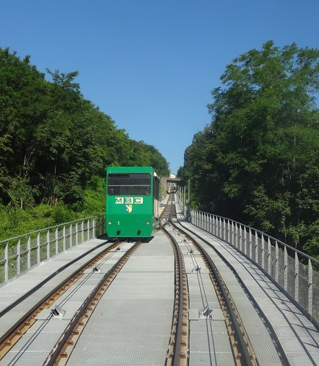 Funiculaire de Cossonay