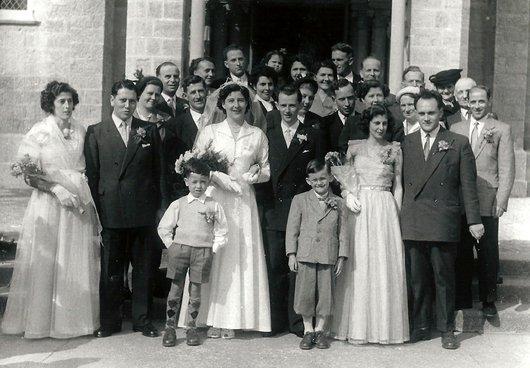 Mariage à la Tour-de-Peilz