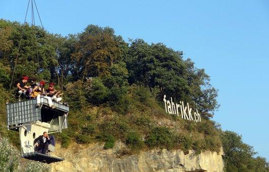 Saint-Triphon - Spectacle «Fabrikk»