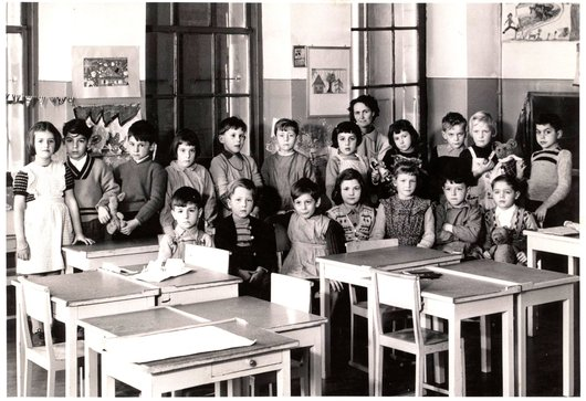 Rémy école enfantine