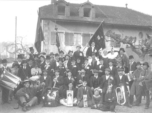 Mont jeunesse 1920