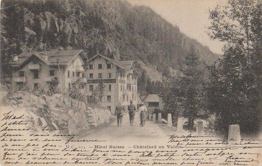 Châtelard en Valais