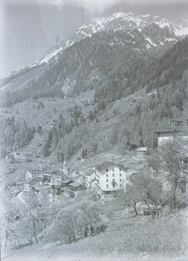 Finhaut et Bel Oiseau, Valais