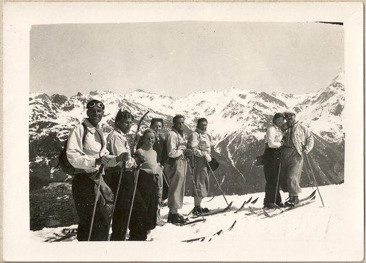 Ski Club à Grimentz