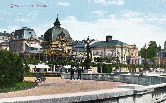 Genève, le Grand-Casino
