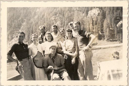 Ski club à Zinal