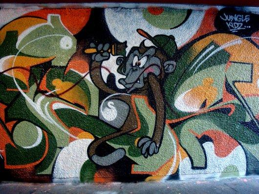 Jungle Kidz...