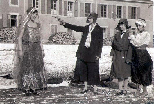 Soirées musicales, Echallens, hiver 1930-31 (photo 2)