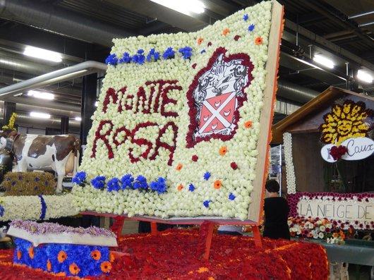 Montreux Fête des narcisses 2015