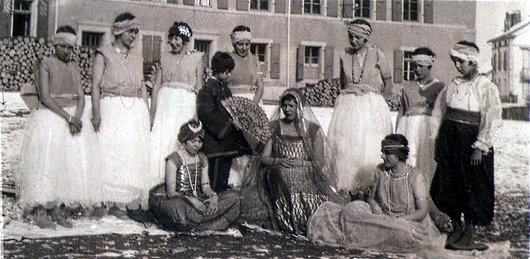 Soirées musicales, Echallens, hiver 1930-31 (photo 1)