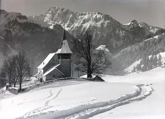 L'Eglise de Rossinières, Château-d'Œx