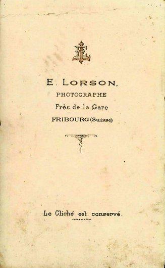 E. Lorson Photographe