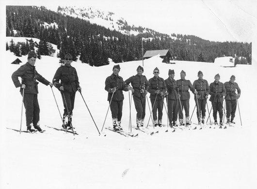 Un cours alpin durant la mob