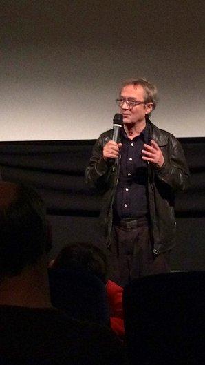 Georges Schwizgebal à la cinémathèque de Lausanne
