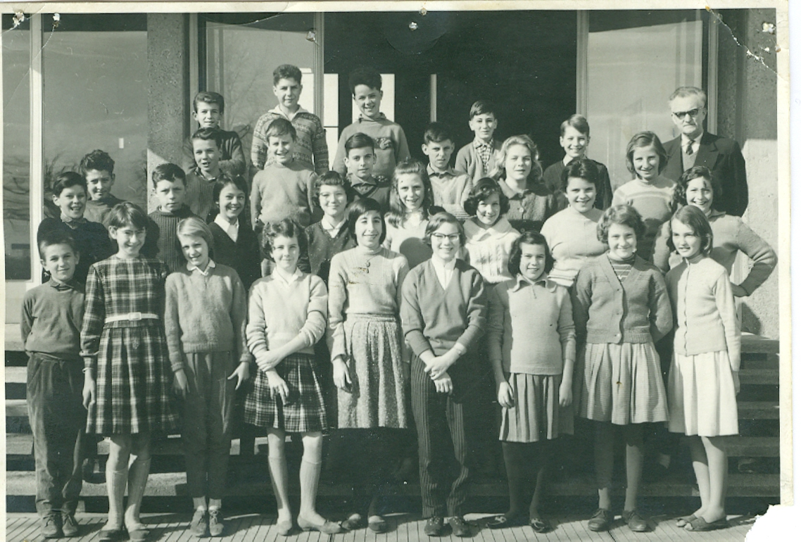 Classe M Corthesy collège Verdaux Renens