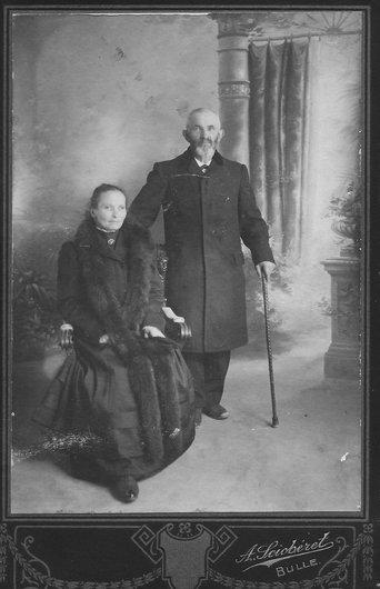 Xavier Modeste Martin et Marie Alexandrine Margueron