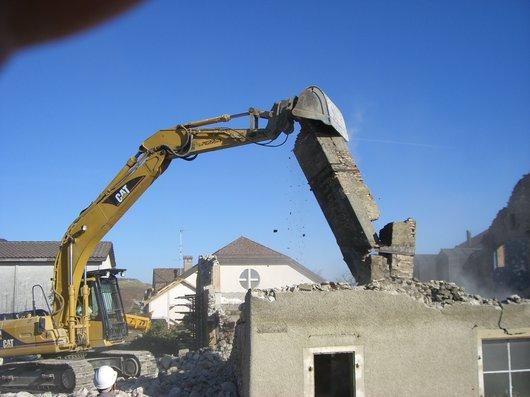 La forge de Mont-sur-Rolle disparait