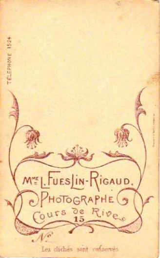 Madame L. Fueslin-Rigaud