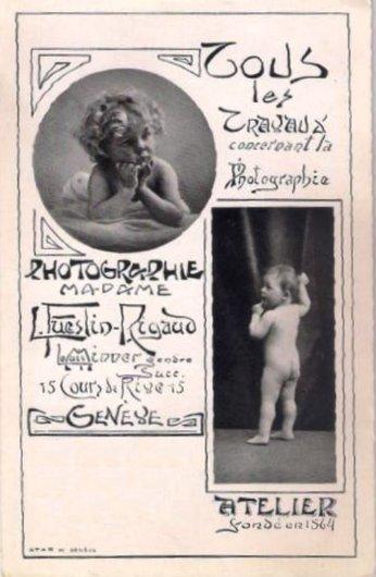 Madame L. Fueslin-Rigaud succ Minver L