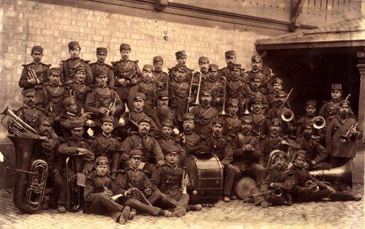 Union instrumentale Lausanne 1889