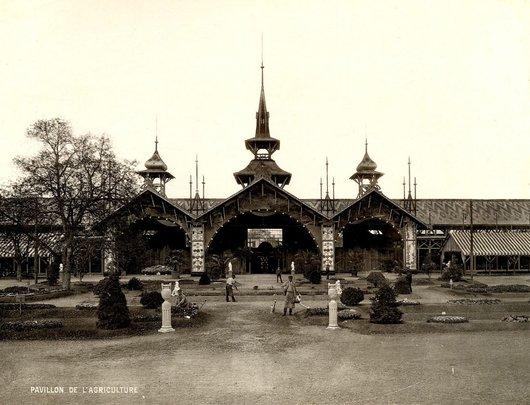 Pavillon de l'Agriculture