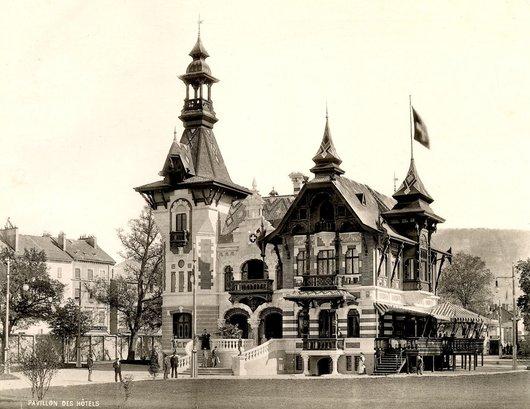Pavillon des Hôtels
