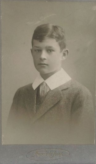 Rene Bourgeois 1893-1960 de Giez Yverdon Grandson
