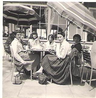Course d'école à l'HOSPES, Berne, 1954_640