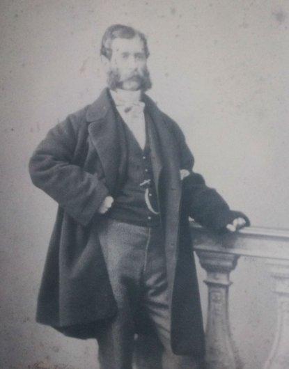 Frederic Bourgeois 1851-1883 de Giez Yverdon Grandson
