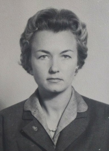 Genevieve de Muller-Bourgeois 1923-2000 de Giez Yverdon Grandson