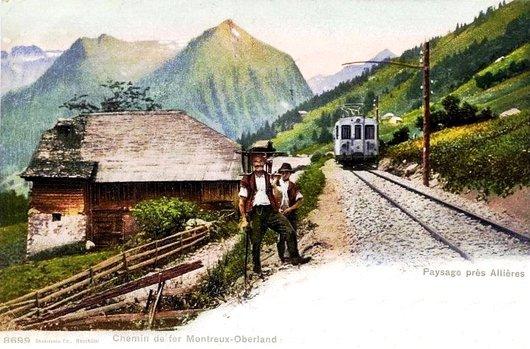 MOB Allières paysage 1905