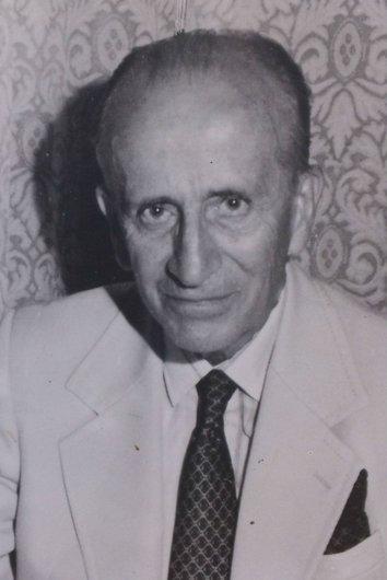 Nicolas de Weck 1902-1983 avocat-notaire