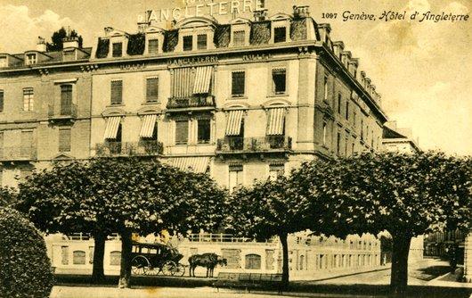 L'Hôtel d'Angleterre