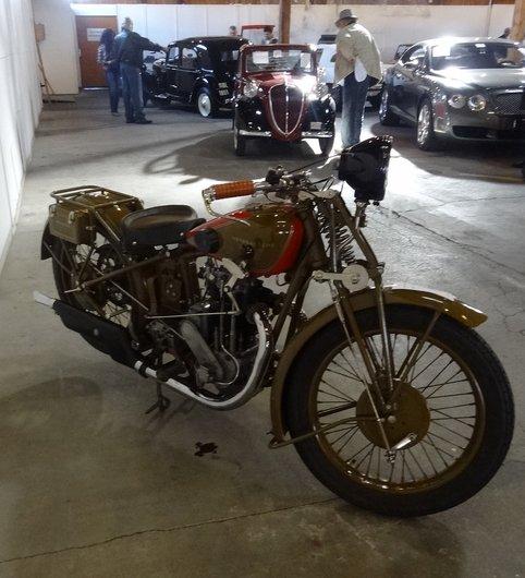 Motosacoche Grand sport 1931