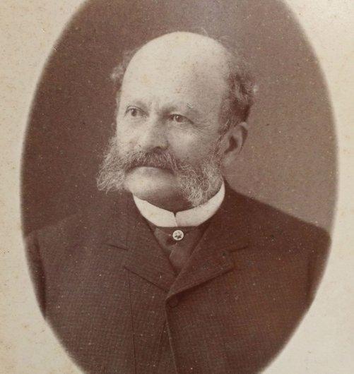 Jules Roguin 1823-1908 Juge Federal