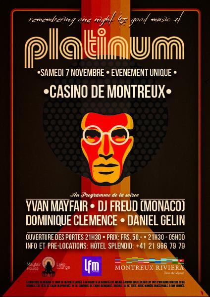 Remember « Le Platinum » Montreux