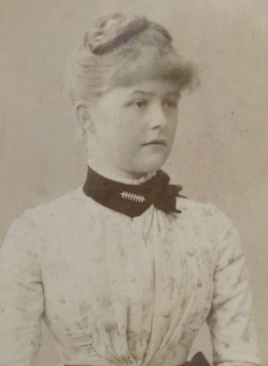 Augusta Bourgeois-Francillon 1868-1944