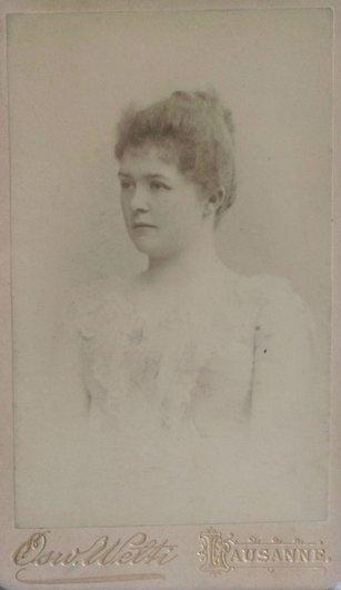 Augusta Bourgeois-Francillon 1869-1944 de Giez
