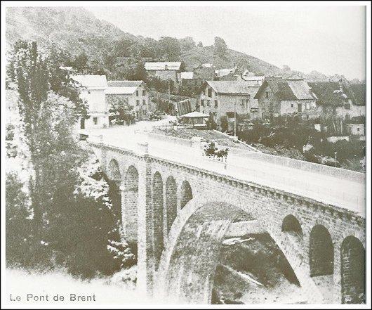 Le pont de Brent