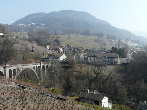 Le village de Brent