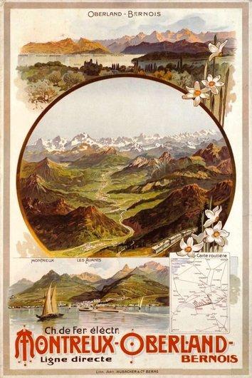 MOB Affiche 1904