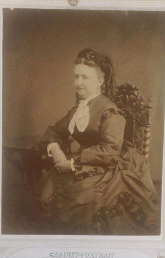 Victorine Bourgeois-Lachaise 1832-1916 Lyon New York Giez