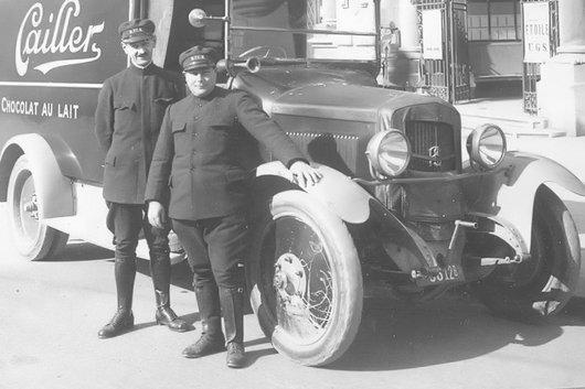 Camion Cailler NPCK 1937?