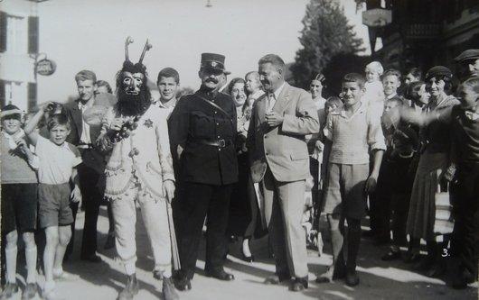 Fête costumée à Thun 1934