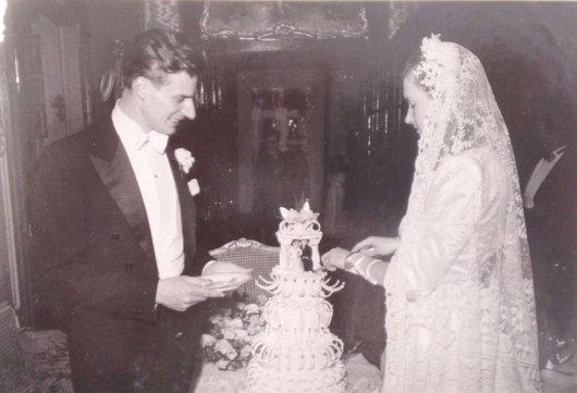 Bernard de Muller Genevieve Bourgeois 1947