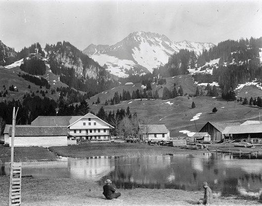 Hôtel de la Gypsera au Lac Noir